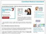 Free Medical Assistant Test Online Photos