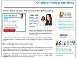 Registered Medical Assistant Test Results Photos