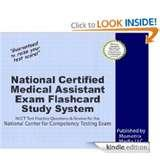Certified Medical Assistant Test Book